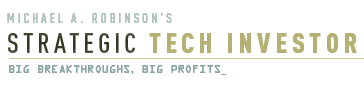 Strategic Tech Investor logo