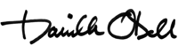 Mike Ward's signature