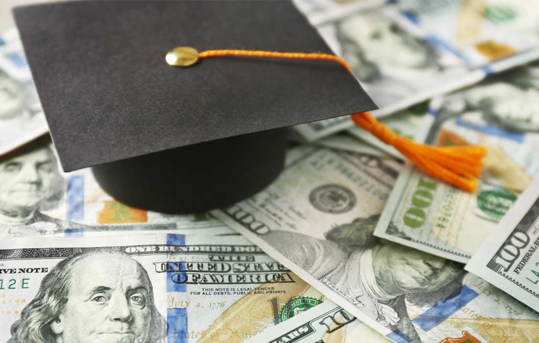 graduate money