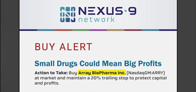 GA_14 Array Logo paired with Alert WYG?