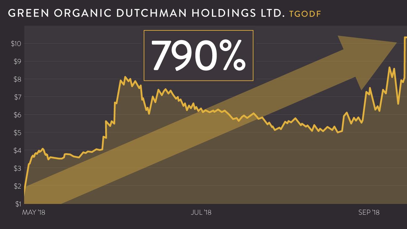 Green Organic Dutchman Holdings Ltd.