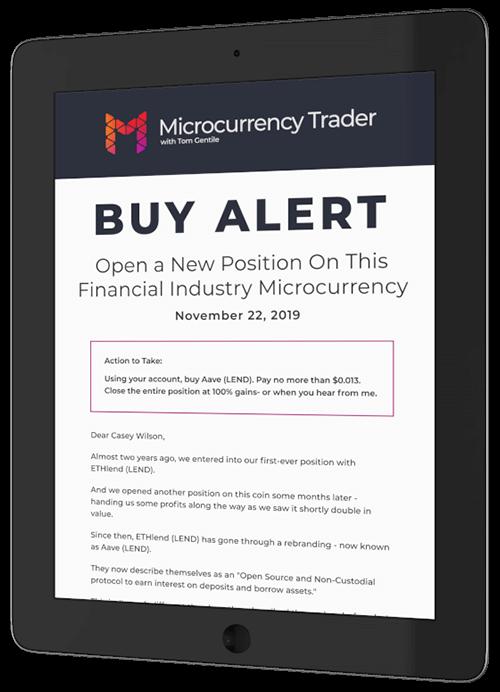 buy alert