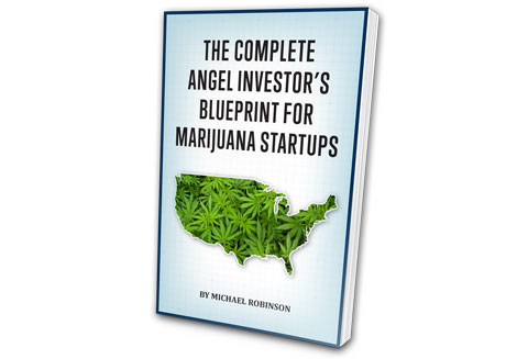 The Complete Angel Investor's Blueprint for Marijuana Start-Ups