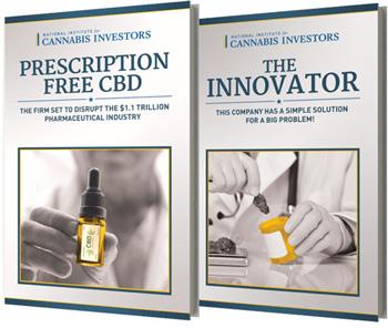 Prescription Free CBD and Innorator Report
