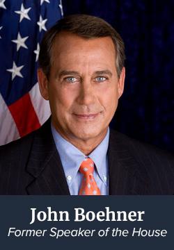 Headshot of John Boehner