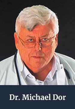 Headshot Dr. Michael Dor