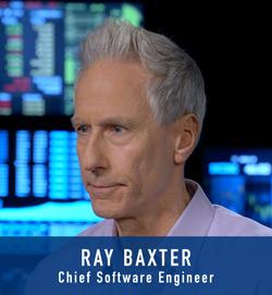 Ray Baxter Headshot