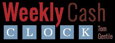 Weekly Cash Clock